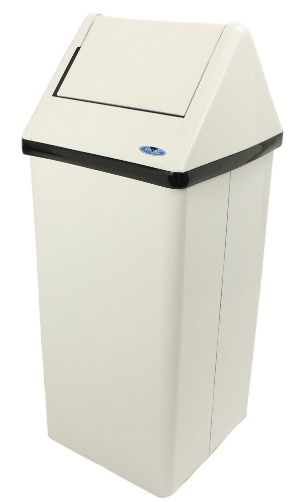 Frost Medium Waste Receptacle With No Liner