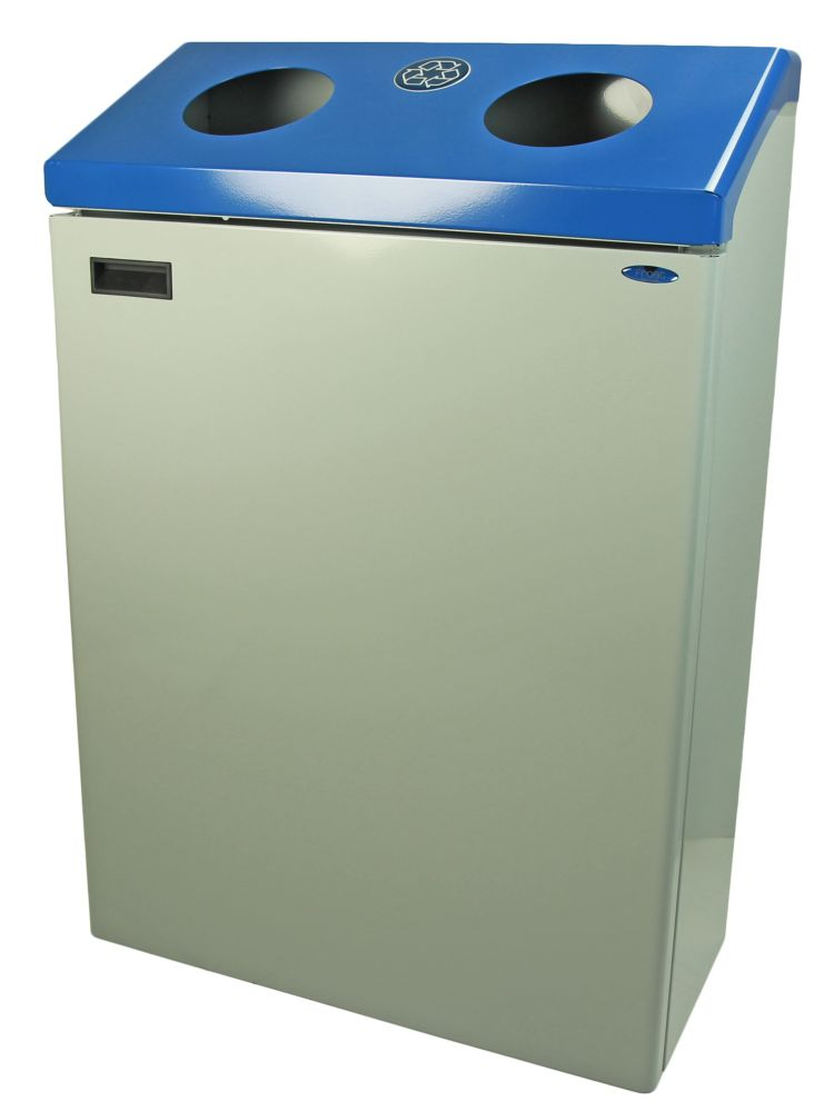 Frost Wall Mounted Recycling Station