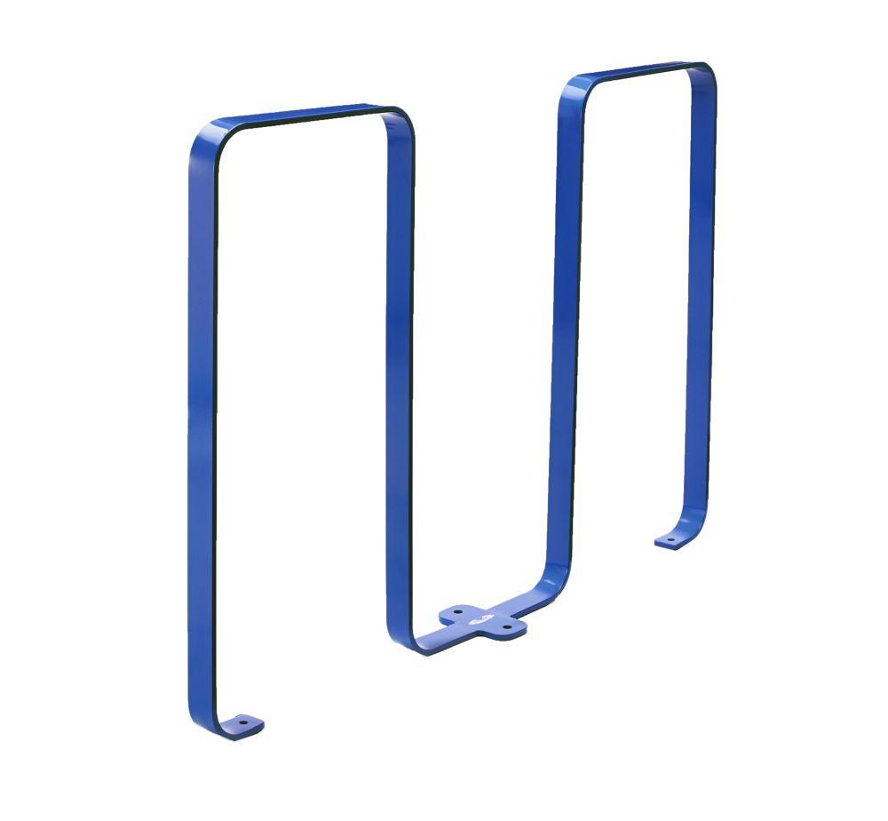 Frost Steel Five Bike Rack Blue Finish