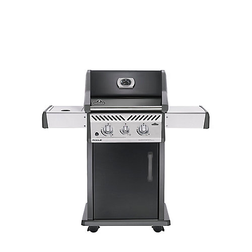 Rogue 365 Propane BBQ with Range Side Burner