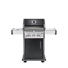 Rogue 365 Propane BBQ with Range Side Burner