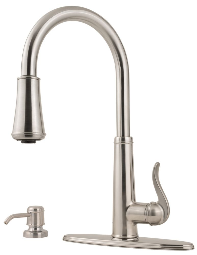 Pfister Ashfield Kitchen Pull Down Faucet Faucet In
