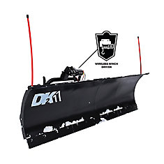 Avalanche 82 x 19 Universal Mount Snow Plow Kit