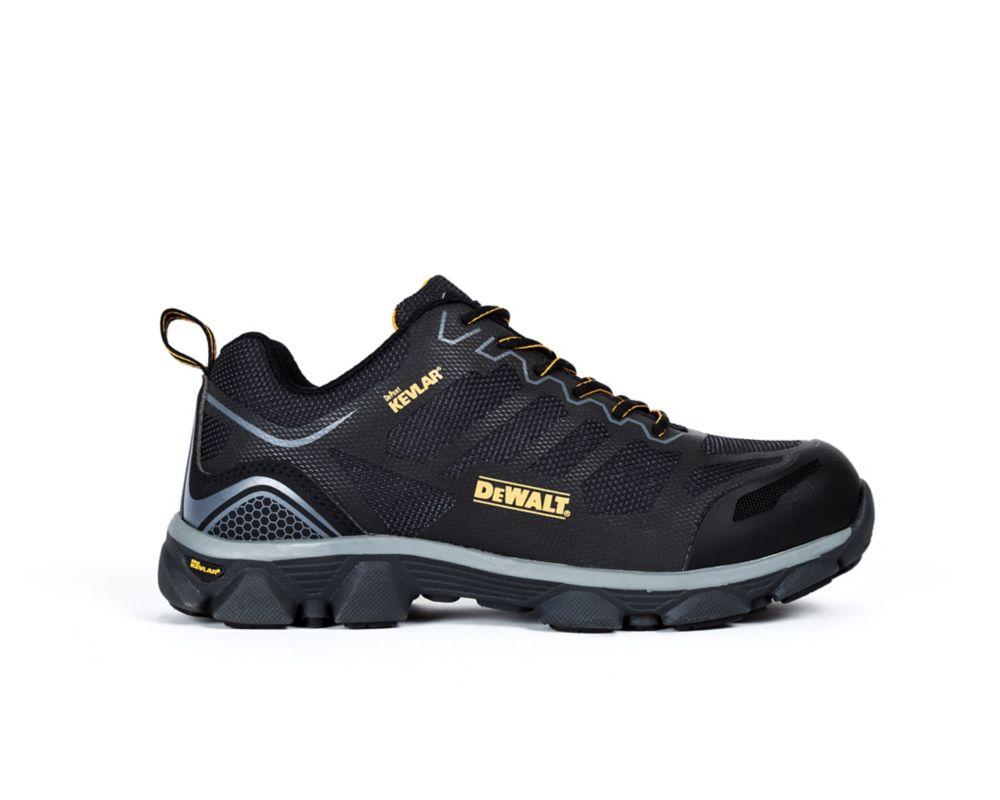 99920d9776b Crossfire Low Men Size 9(W) Black Kevlar Aluminum Toe/ Composite Plate  Athletic Work Shoe