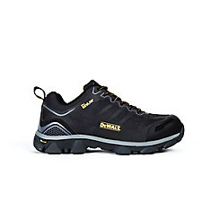 Crossfire Low Men Size 8(W) Black Kevlar Aluminum Toe/ Composite Plate Athletic Work Shoe