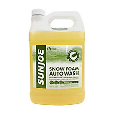 Snow Foam 3.75L Pressure Washer Rated Car Wash Soap and Cleaner in Pineapple Scent
