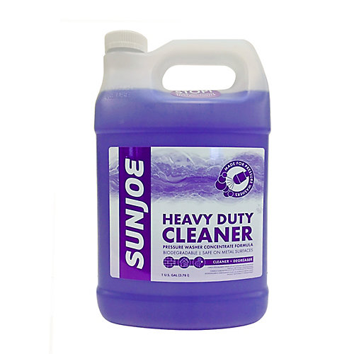 3.8L All-Purpose Heavy Duty Cleaner + Degreaser for Pressure Washers