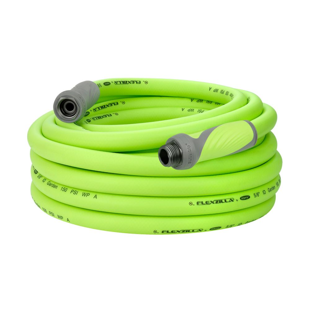Flexzilla SwivelGrip Garden Hose 5/8 inch x 50 ft