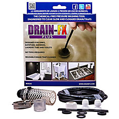 Drain-FX Plus Drain Unclogging Tool