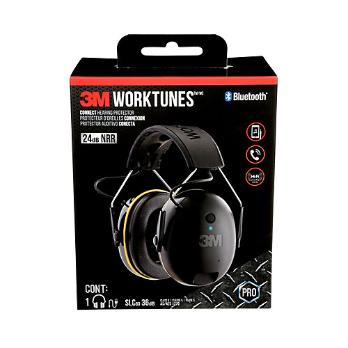 3M  Hearing Protector With Call Integration