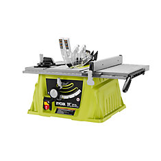 10-inch 15 Amp Table Saw