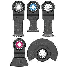 Starlock Oscillating Multi-Tool Accessory Blade Set 5-piece