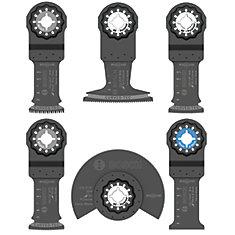Starlock Oscillating Multi-Tool Accessory Blade Set 6-piece