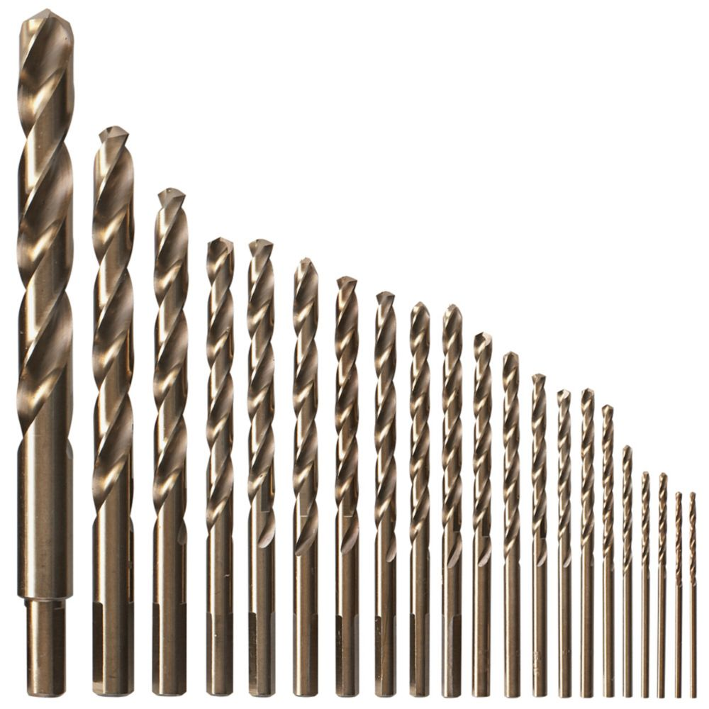 Bosch 21-piece Cobalt Metal Drill Bit Set