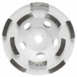 Bosch 4-1/2-inch Double Row Segmented Diamond Cup Wheel