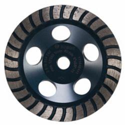 Bosch 5-inch Turbo Row Diamond Cup Wheel