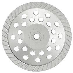Bosch 7-inch Turbo Diamond Cup Wheel