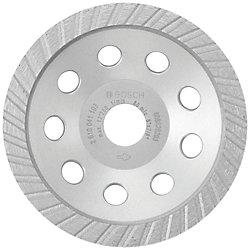 Bosch Meule assiette diamantée turbo de 5po pour béton