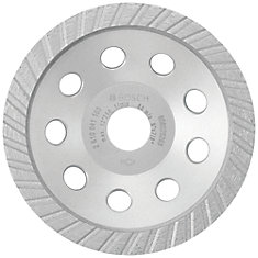 5-inch Turbo Diamond Cup Wheel for Concrete