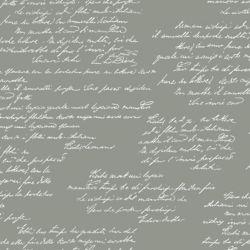 Joanna Gaines Magnolia Home - Remarquable - Gris Foncé - Papier peint amovible
