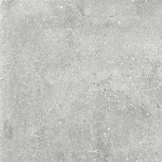 12-inch x 12-inch Fortissio Ash Ceramic Tile