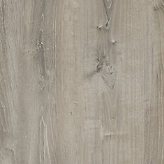 8.7-inch x 47.6-inch Sterling Oak Luxury Vinyl Plank Flooring (Sample)