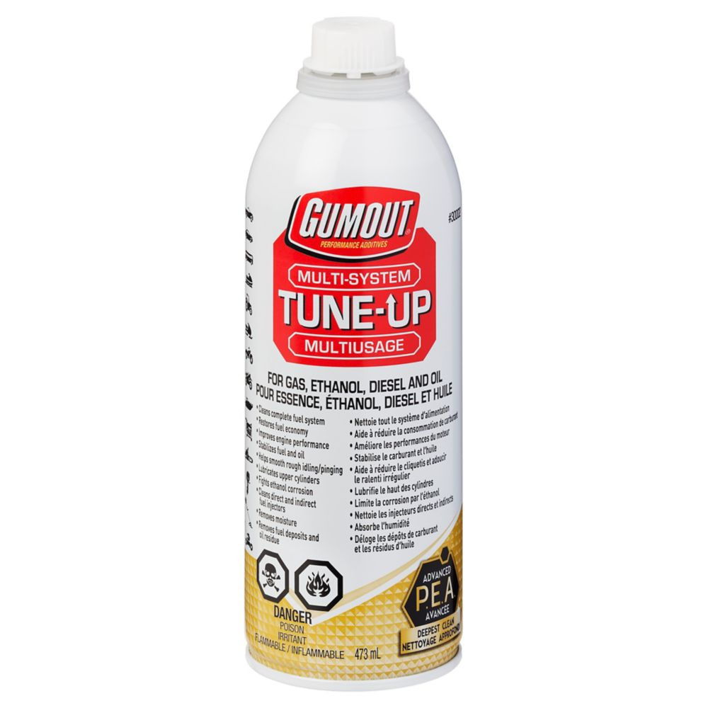 GUMOUT Multi-System Tune-Up  473 ml