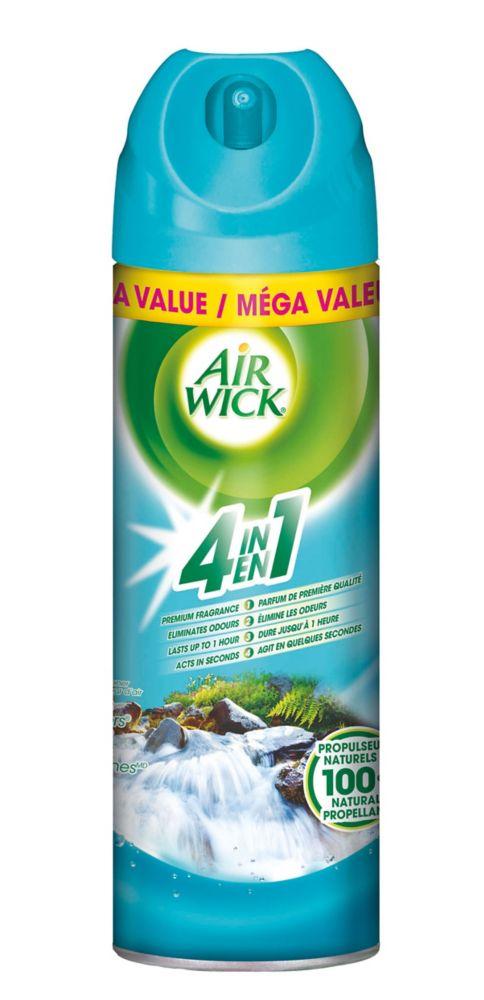 Air Freshener, Aerosol Spray, Fresh Waters, Mega 510g, Eliminate Odors