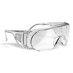 Clear Visitor Glasses Dispenser Box