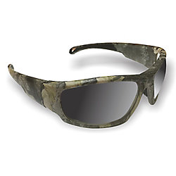 Workhorse Camouflage sport frame safety glasses
