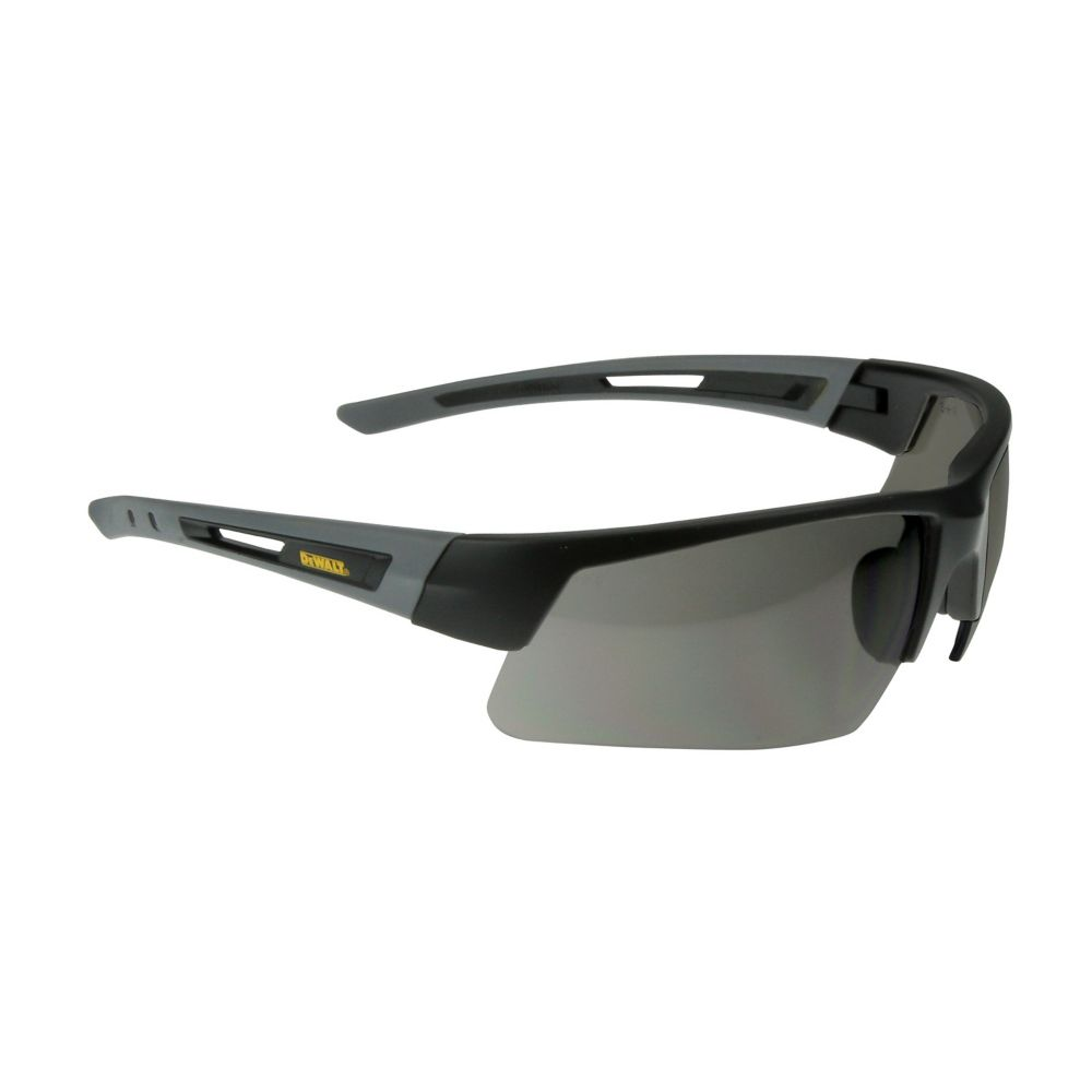 Crosscut  Safety Eyewear - Polarized Smoke Lens