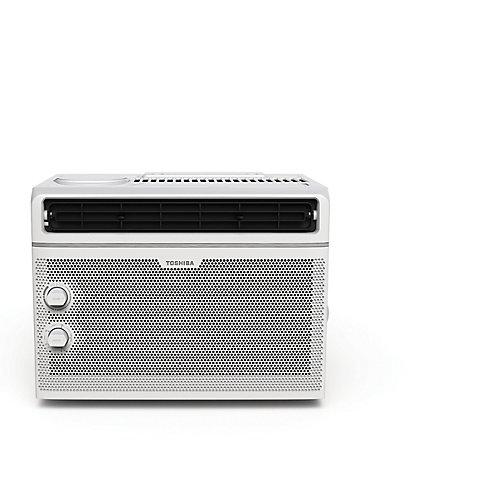 Climatiseur de fenêtre de 5 000 BTU de 115 volts