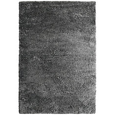Ultra Charcoal 8 ft. X 10 ft. Indoor Area Rug