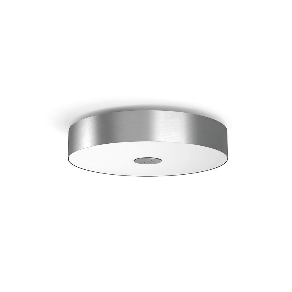 Hedendaags Philips Hue Fair Ceiling Lamp Aluminium Flush | The Home Depot Canada VI-93