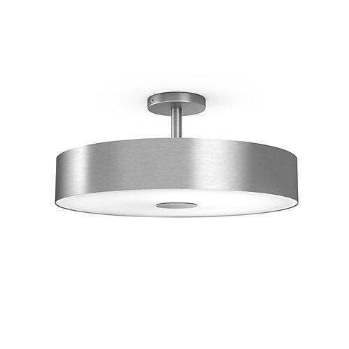 Hue Fair Ceiling Lamp Aluminium SemiFlush