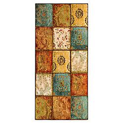 Mohawk Home Artifact Panel Multi 2 ft. x 5 ft. Runner