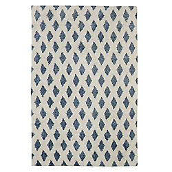 Mohawk Home Adona Blue 8 ft. x 10 ft. Area Rug