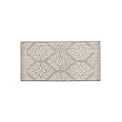 Mohawk Home Tapis décoratif Taurus, gris, Cream, 1 pi 8 po x 3 pi 4 po