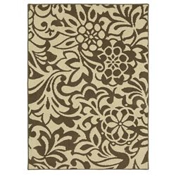 Mohawk Home Simpatico Taupe Starch 5 ft. x 7 ft. Area Rug