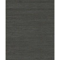 Joanna Gaines Magnolia Home Paille Japonaise Texturée    Gris - Papier Peint Amovible