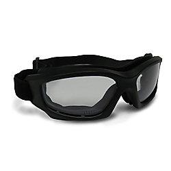 Workhorse Lunette de sécurité à double lentille transparente