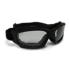 Dual Clear Lens Safety Goggle