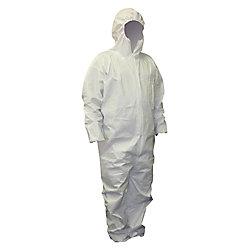Workhorse Polypropylene disposable coverall