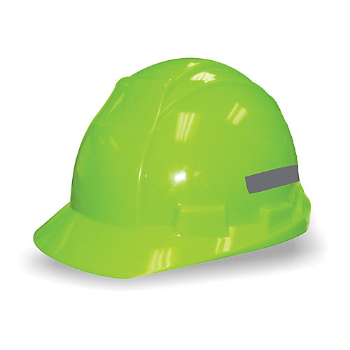 Hi-Viz Green Hard Hat