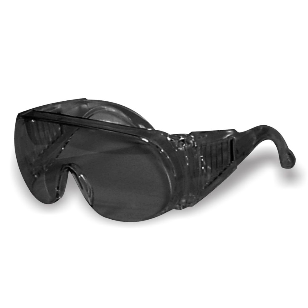 85967aa2d3f Smoked lens visitor safety glasses Photo of product