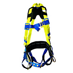 Padded Full Body Harness