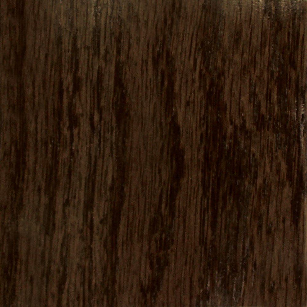 Échantillon - Carreau de revêtement au sol, bois massif, 3/4 po x 3- 1/4 po, chêne gris