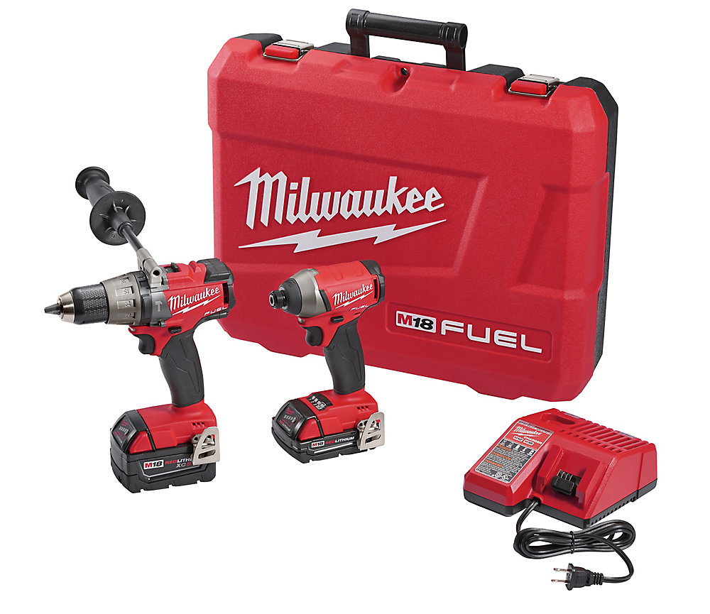 milwaukee tool m18 fuel ensemble marteau perforateur sans. Black Bedroom Furniture Sets. Home Design Ideas