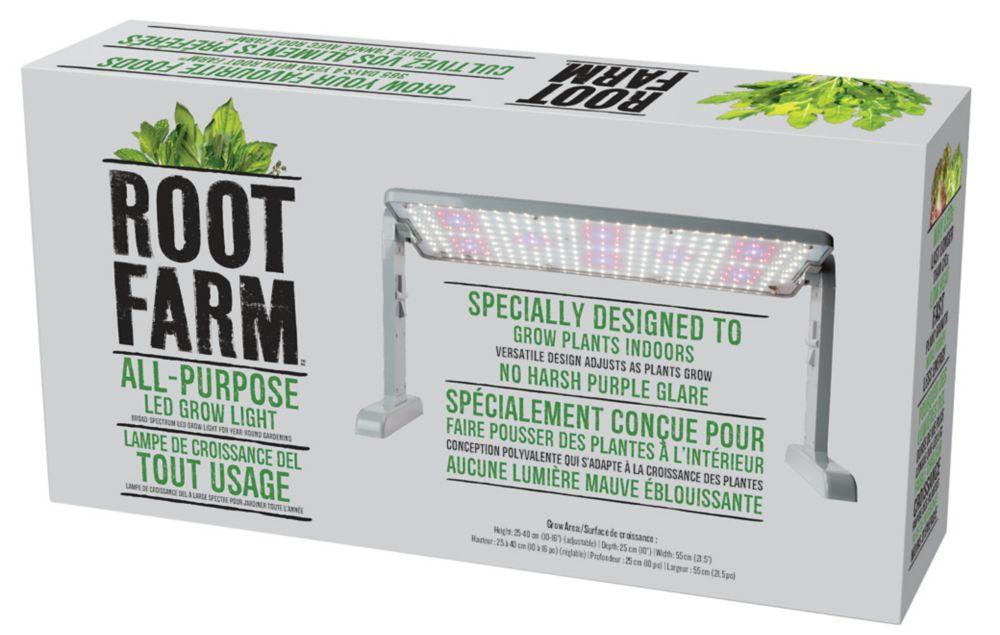 Root Farm All Purpose Led Grow Garden Light