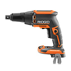 18V 1/4-Inch Brushless Cordless Drywall Screwdriver with Collated Attachment (Tool Only)